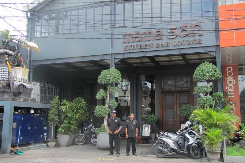 Mama San Bar & Lounge