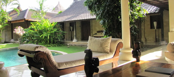 Fun Seminyak Villas that Your Family Will Feel Completely at Home