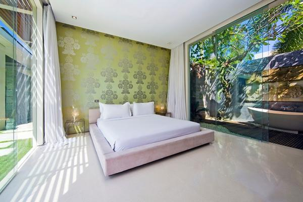 2BR Premium Double Bedroom Surrounded With Glass