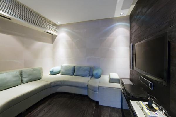 2BR Premium Media Room With LED TV And Sound System