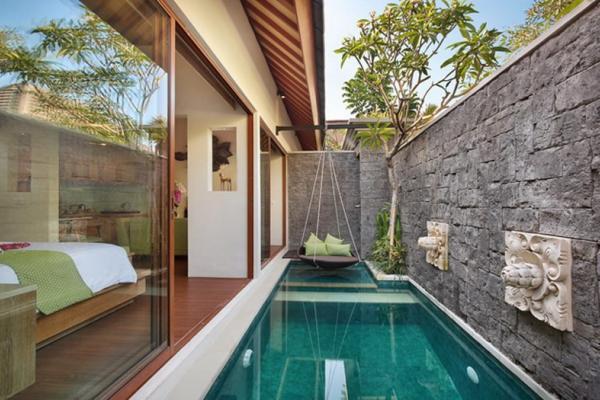 1 Bedroom Villas With Private Pool In Seminyak Bali