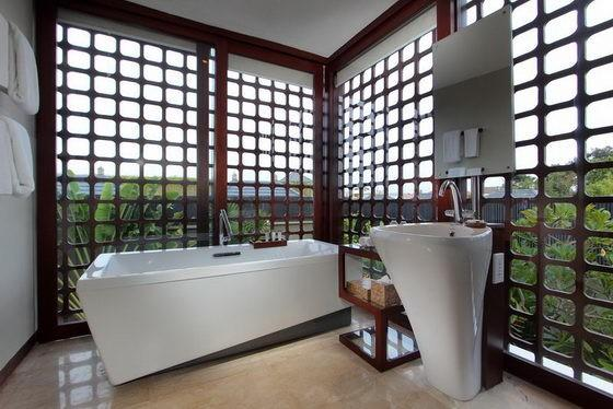 Three Bedroom Villa Bathroom
