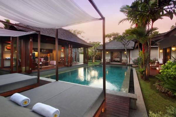 Two Bedroom Pool Villa Outdoor Area