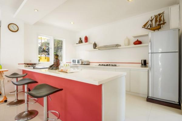 Villa Alun Kitchen