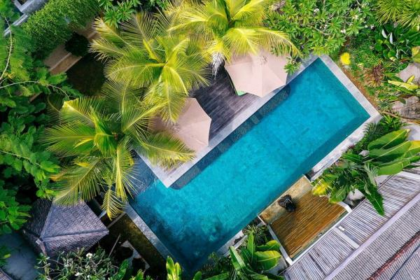 Pool From The Top