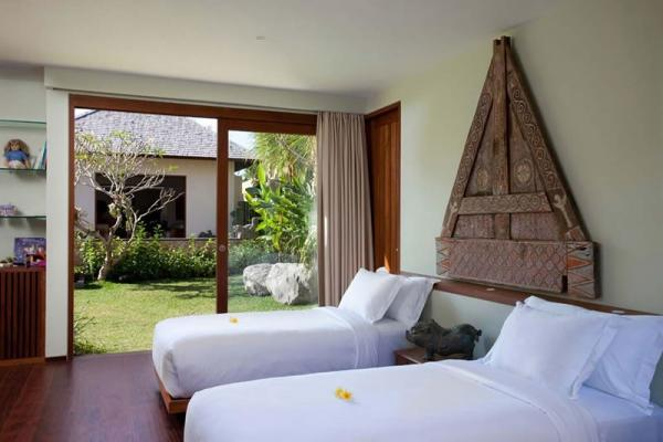 Villa Satria Twin Bedroom Two