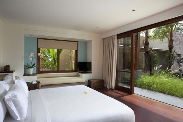 Villa Satria Downstairs Bedroom One