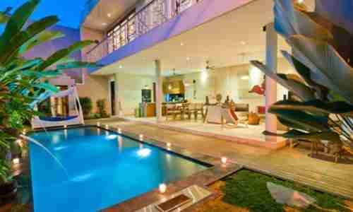 Legian Villas For Rent With Private Pool