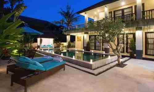 4 Bedroom Villas With Private Pool In Seminyak Bali