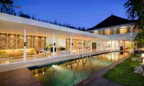 5 Bedroom Villas With Private Pool In Seminyak Bali